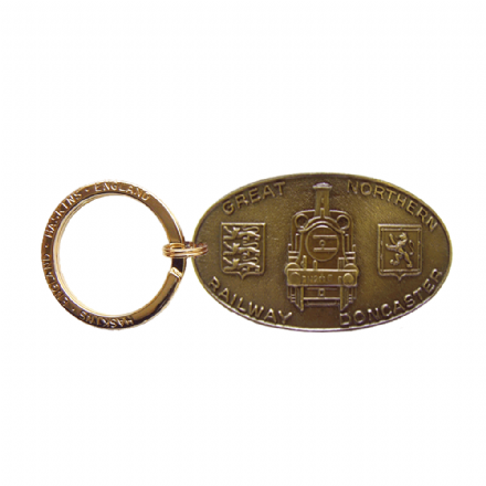 Great Northern Railway Key Ring